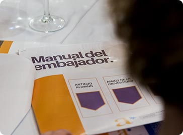 Manual del embajador